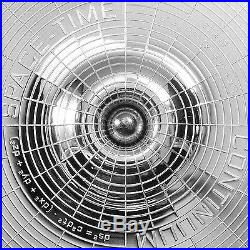 2015 Cook Islands 1/2 oz Silver Space-Time Continuum SKU #93093