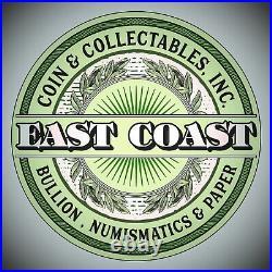 2017 $10 Cook Island PEACOCK Royal Delft 50g Silver Coin Box & COA ECC&C, Inc