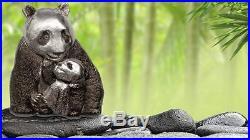 2017 Cook Islands Silver $20 Lucky Panda MS 70 ANTIQUED ER NGC Coin RARE