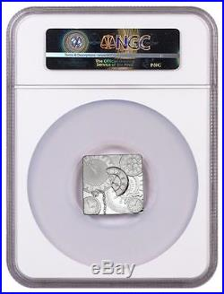 2017 Cook Islands Silver $5 Time Capsule NGC ERROR PF70 UC ER NGC Coin