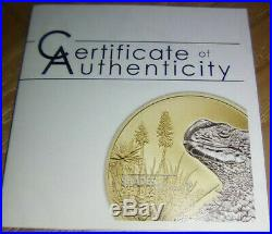 2018 Cook Islands $5 Shades Of Nature Lizard 1 Oz. Silver Coin FREE SHIPPING