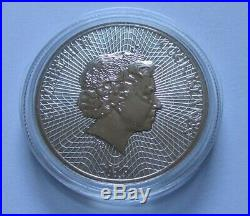 2019 Cook Islands, Silver Star, 5 x 1 oz ERROR COINS, 5 x 1 oz Regular Coins