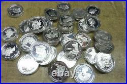 Anlegerposten, 10 x 50 $ Silber, Cook Island, 311 gramm Silber, Investment