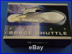 Cook Islands 2010 $ 1 1981 First Space Shuttle 1 Oz Silver Orbital Coin (K7)