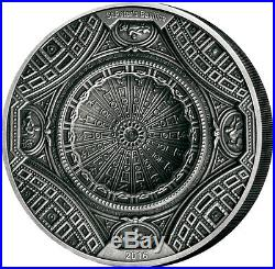 Cook Islands 2016 20$ 4 Layer Coin St Peters Basilica 100g Silver Coin