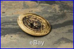 Cook Islands 2017 $2 Chergach Meteorite 1/2 oz Silver. 999 BU Coin