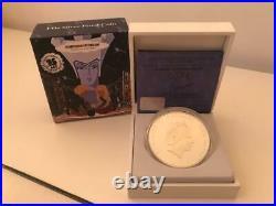 Cook Islands, 5 dollars, silver coins set, 5x1Oz, 2011,2013, Soyuzmultfilm