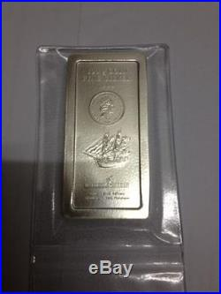Heimerle & Meule 100 g gram 2009 Cook Islands. 999 Silver Coin Bar