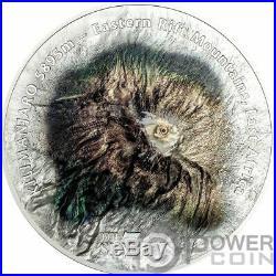 KILIMANJARO Mount 7 Summits 5 Oz Silver Coin 25$ Cook Islands 2019