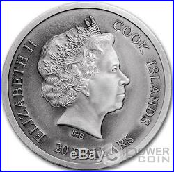 ST PETERS BASILICA 4 Layer Silver Coin 20$ Cook Islands 2016